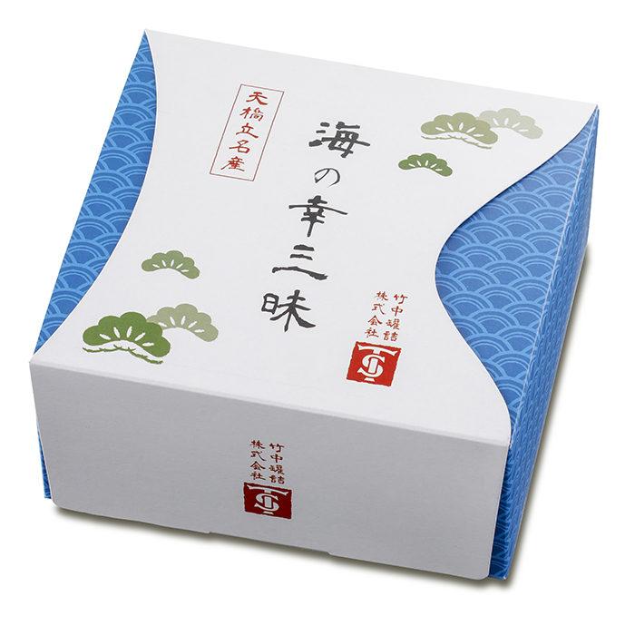 「丹後 海の幸三昧」(缶詰/瓶詰)ギフト箱