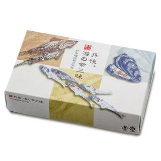 「丹後 海の幸三昧」(小缶/小瓶)ギフト箱